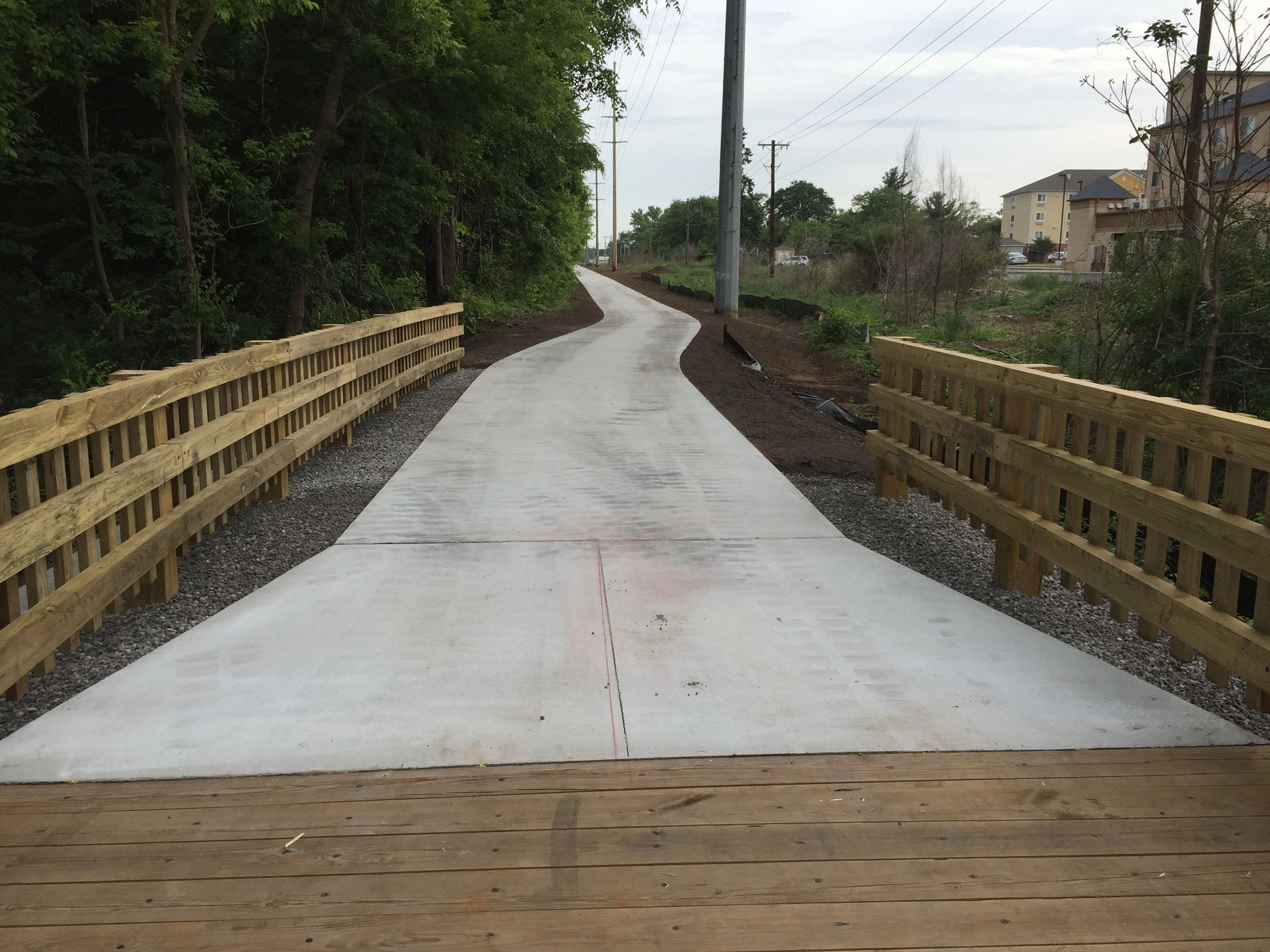 LaSalle Trail Phase 1
